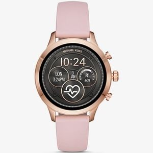 NIB Michael Kors Access Runway Smartwatch